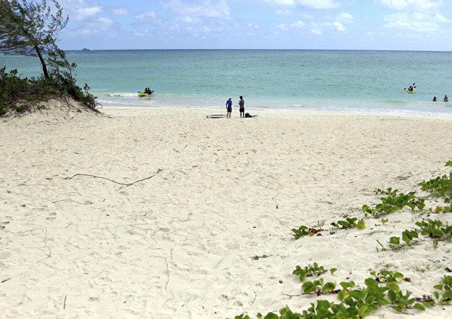凯路亚海滩