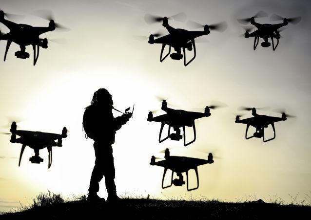 外媒:美国或将长期拒绝购买中国民用无人机
