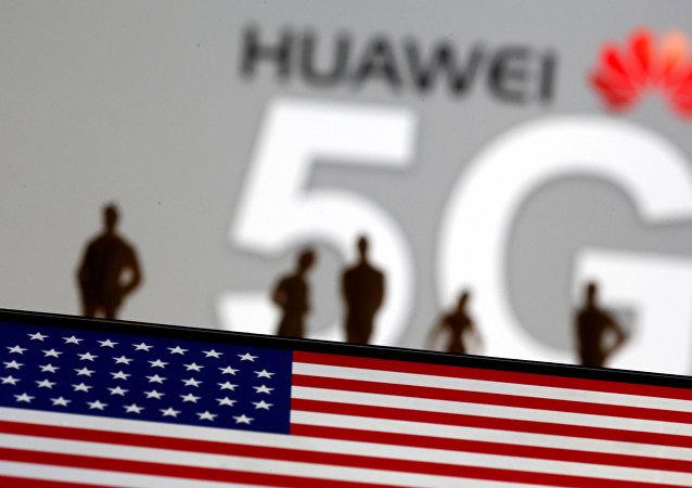 华为5G通信网络
