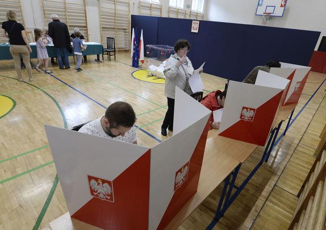 Выборы в Европарламент в Польше