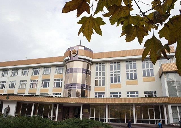 克里米亚维尔纳茨基联邦大学
