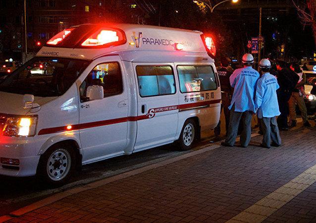 日本急救车