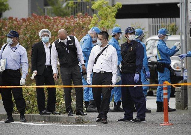 日本警方:川崎持刀行凶事件中13伤者是儿童