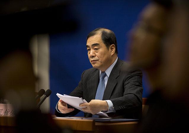 华媒:中国副外长孔铉佑接任驻日本大使 将于30日赴日履新