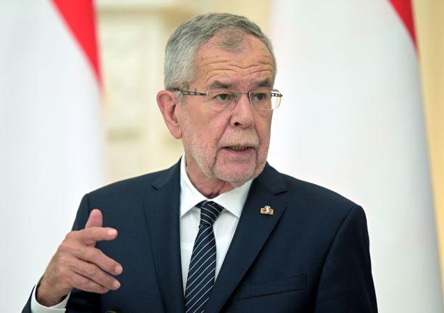 奥地利总统范德贝伦