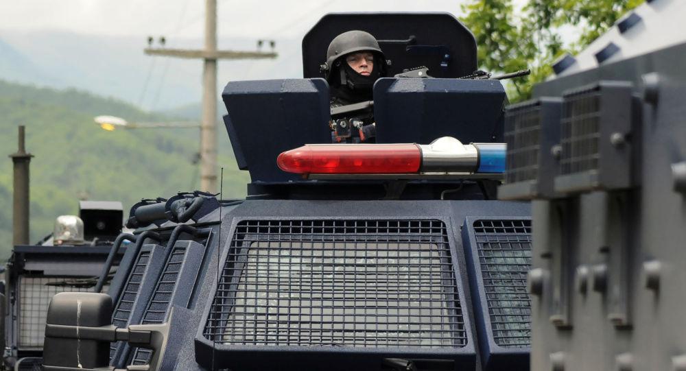 联合国驻科索沃俄籍工作人员头部受伤严重