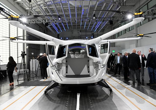 已推出首款用氢气做燃料的飞行出租车Skai