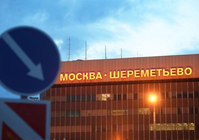 谢列梅捷沃机场公布波音飞机事故前后经过