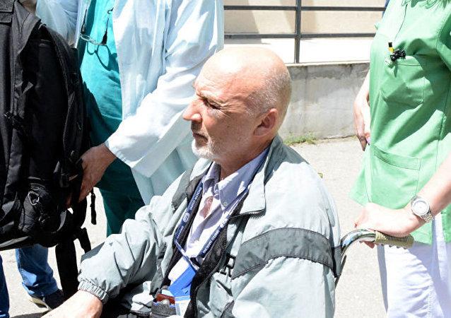 俄常驻联合国代表呼吁安理会谴责本国外交官在科索沃遭到袭击事件
