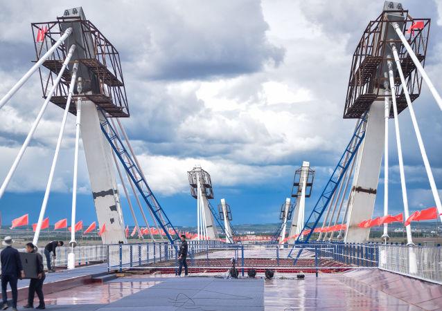 布拉戈维申斯克—黑河国际公路桥