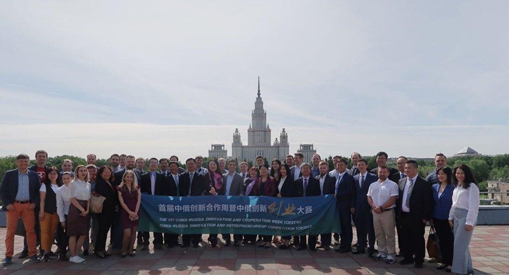 中国官员:中俄双方已形成较为完整的政府间科技创新合作框架