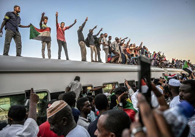 苏丹反对派