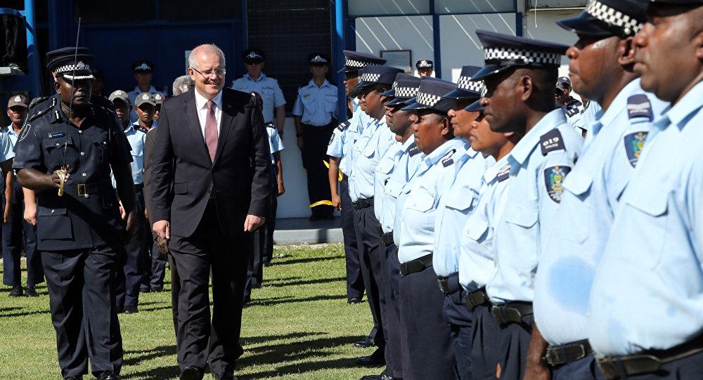 媒体:澳大利亚将向所罗门群岛拨款1.73亿美元抗衡中国影响力