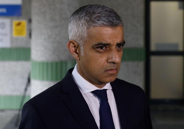 伦敦现任市长萨迪克∙汗