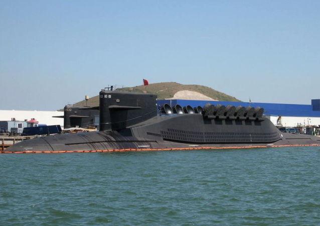 中国,094A型核潜艇