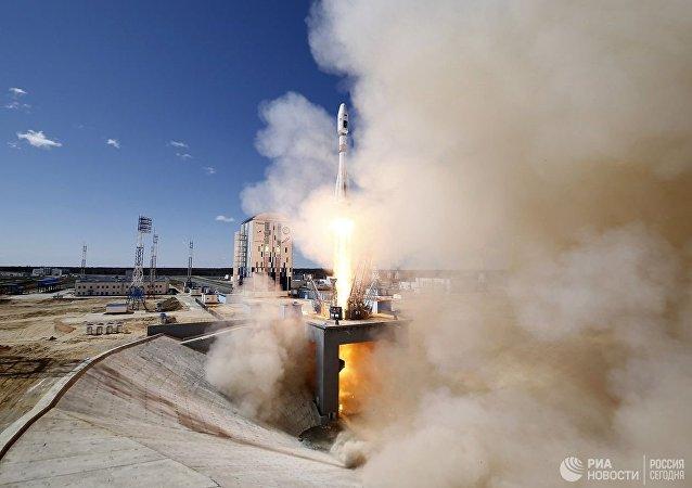 """载有""""流星""""卫星的""""联盟""""号火箭计划于7月5日发射升空"""
