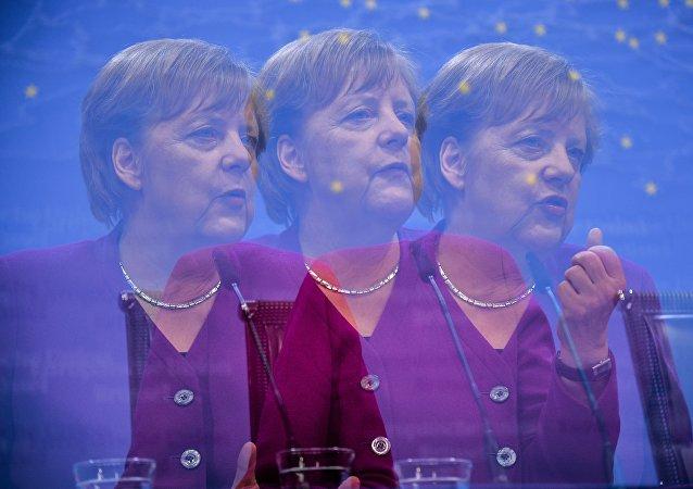 德国工业联合会:默克尔领导的政府已失去大部分信任