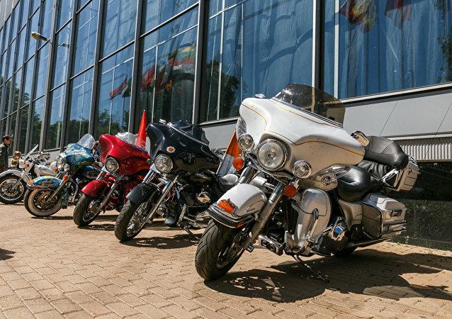 Продажи китайских мотоциклов Racer в России выросли на 60%