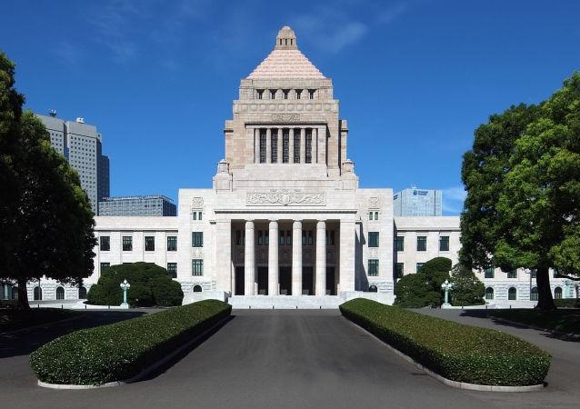 日本国会大楼