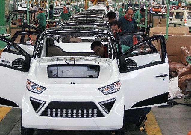 中国正在吹破电动车市场泡沫
