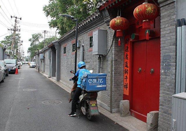 北京顺义区今起所有小区禁止快递、外卖等人员进入