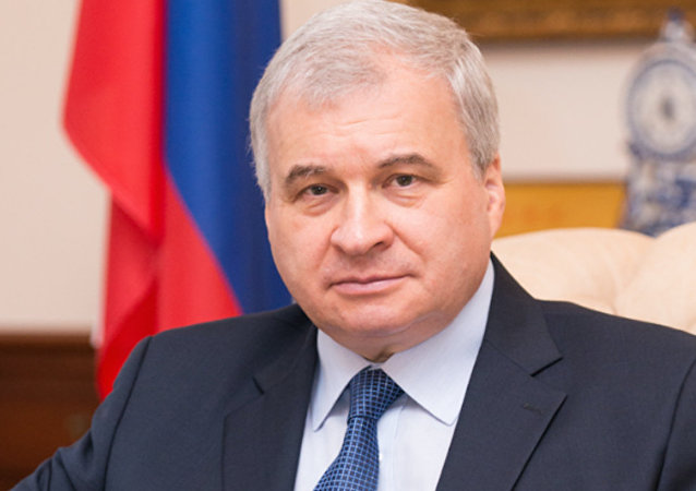 俄罗斯驻中国大使杰尼索夫