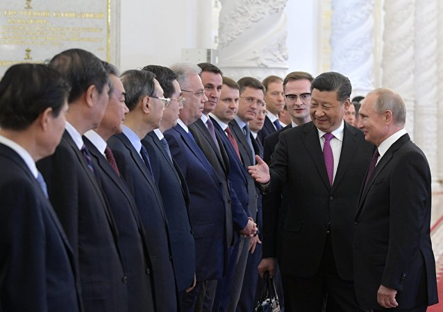 俄中将投资10亿美元成立联合科技创新基金