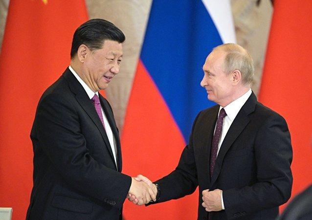 中俄提议制定一份保障文件防止太空军备竞赛