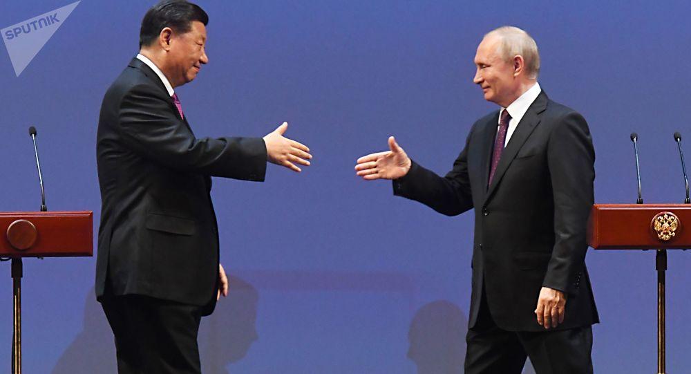 俄专家:习近平访俄将推动俄中政治和经贸关系进一步发展