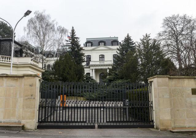 俄驻捷克大使馆