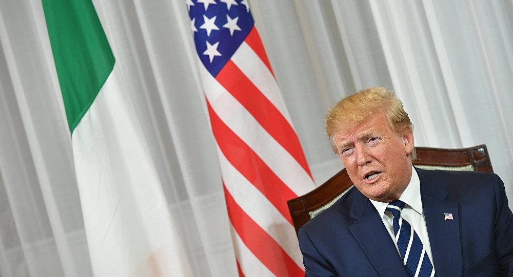 特朗普威胁中国再增3000亿美元关税