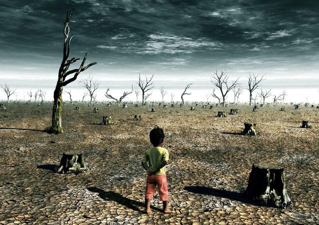 """人类首次7个月用完全年自然资源""""指标"""" 可再生能源能否拯救人类?"""