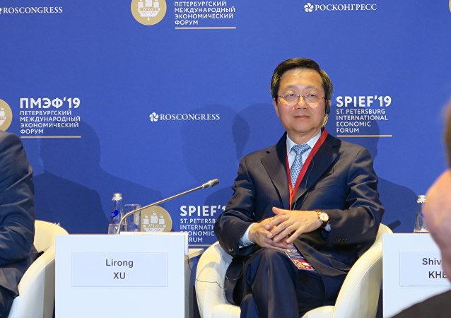 中国远洋集团董事长许立宋