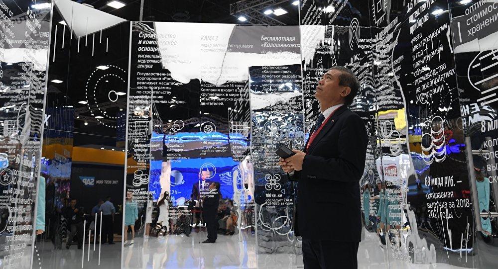 俄罗斯中国总商会会长:中国企业定会积极参加今年的圣彼得堡国际经济论坛和东方经济论坛