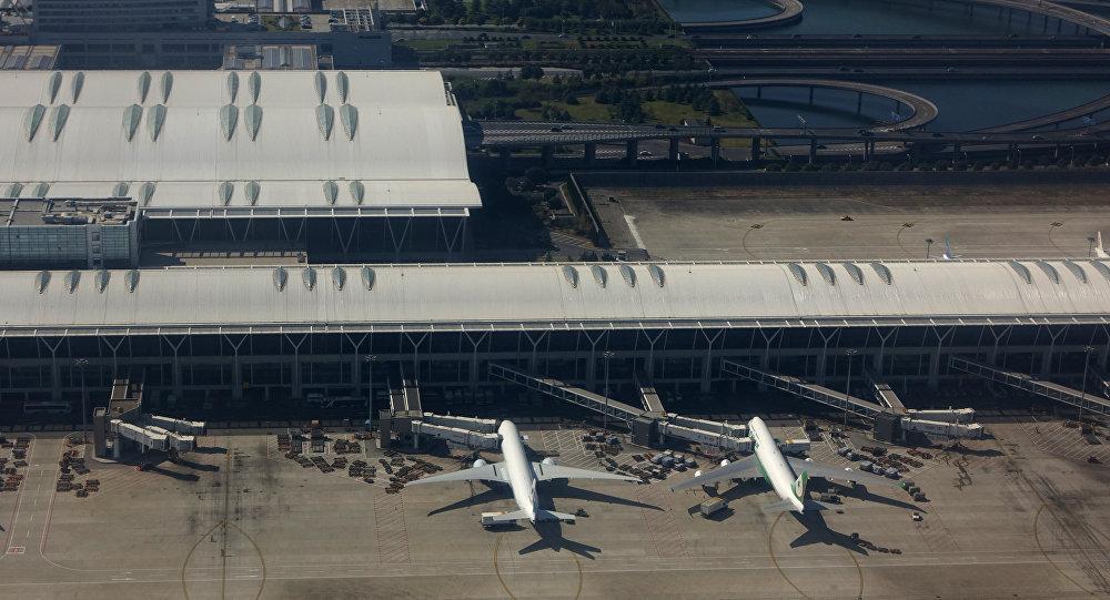 上海浦东机场