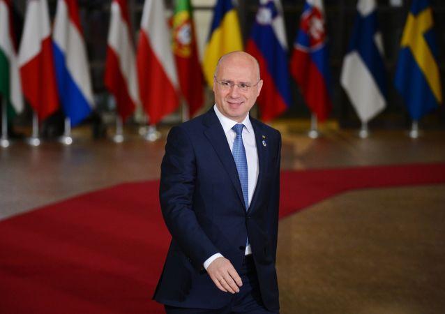 摩尔多瓦临时总理帕维尔·菲利普