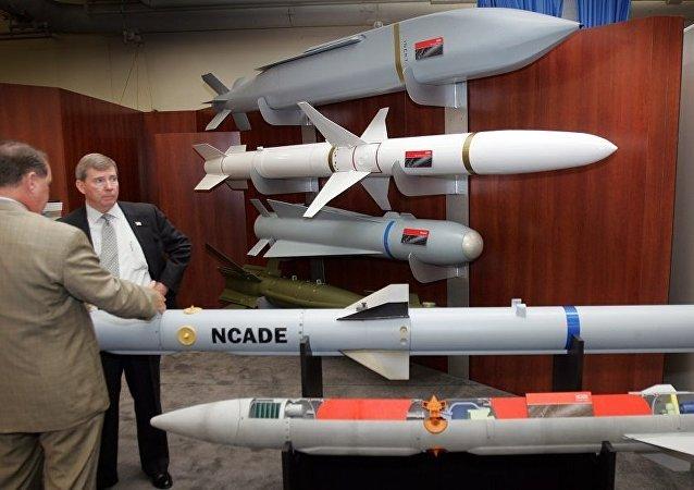 媒体:特朗普批准军售使雷神公司可在沙特生产智能导弹配件