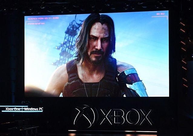 基努·里维斯参演视频游戏《赛博朋克2077》