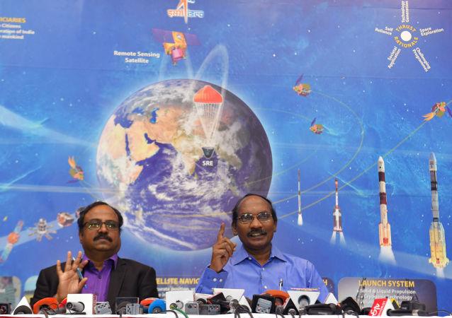 """媒体:印度拟于7月中期发射""""月船2号""""探测器"""