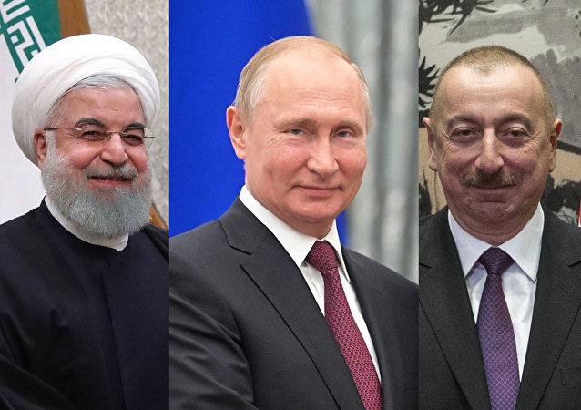 俄阿伊总统会晤将于今年底前在俄举行