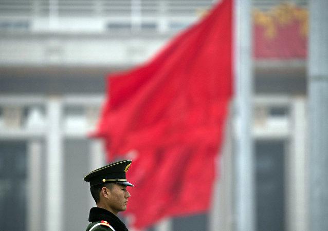 中国主管部门同在华外企会见是很正常的事情