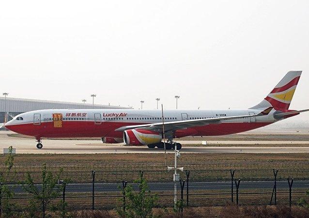 祥鹏航空空中客车A330-300客机