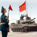 """在与中俄冲突中等着美国的是""""绝对的噩梦"""""""