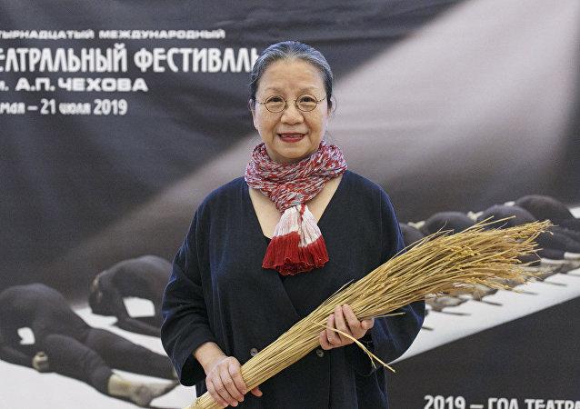 台湾无垢舞蹈剧场创始人林丽珍