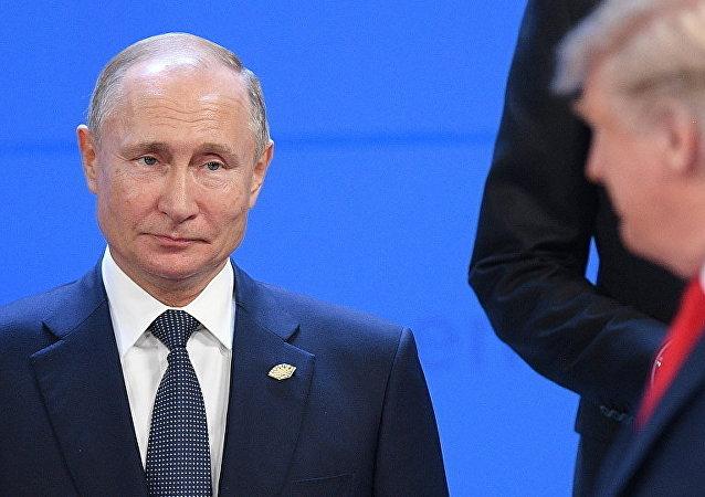 美国总统前安全事务助理:普京对会晤的准备好于特朗普