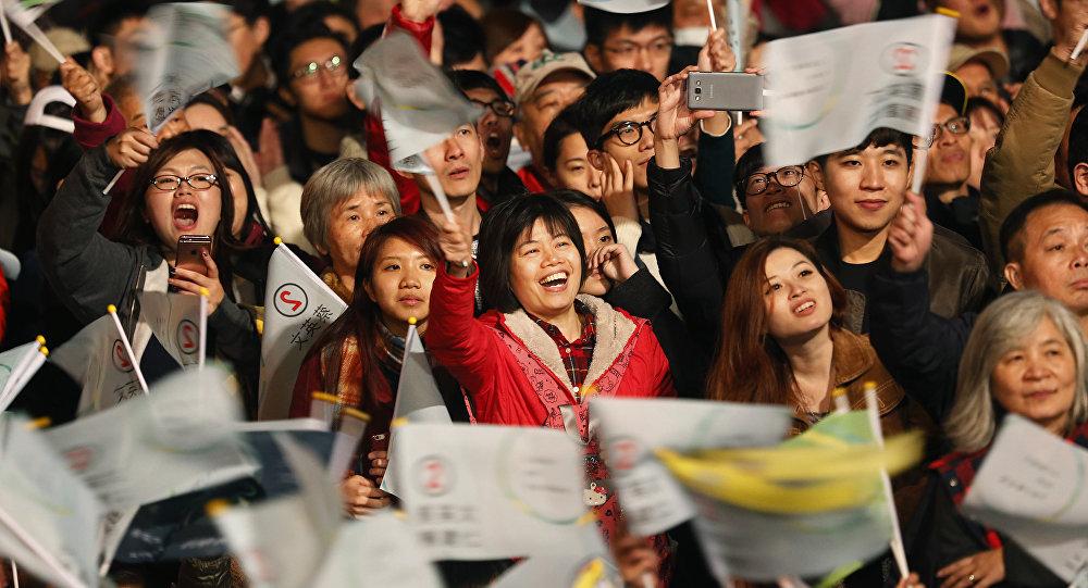 专家:台湾地区领导人选举争斗将趋于白热化