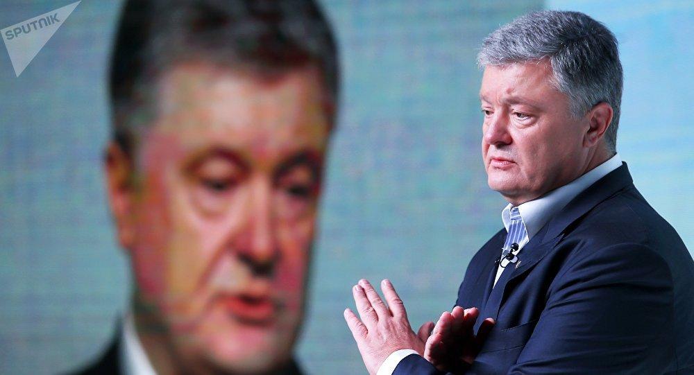 波罗申科估算自己入狱的机会