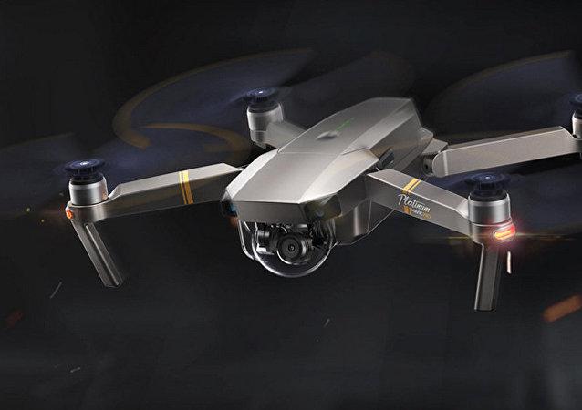 无人机巨头DJI大疆创新首次亮相莫斯科航展