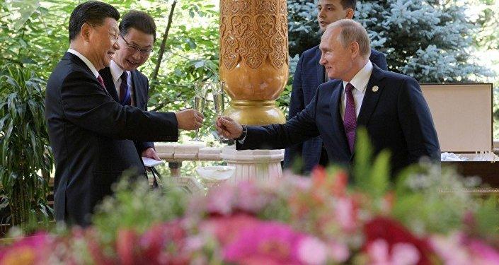 普京祝习近平生日快乐 送俄罗斯冰淇淋