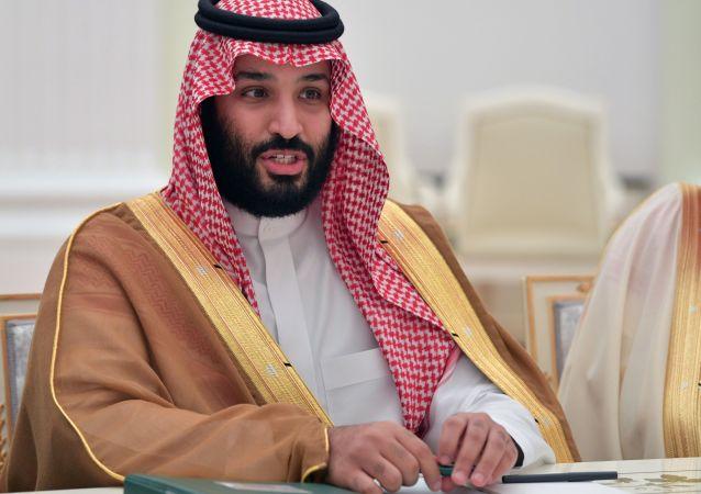 沙特王储穆罕默德·本·萨勒曼